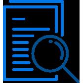 Disponibilização de Dashboard, Relatórios de BI, inteligência na gestão de todo o processo.