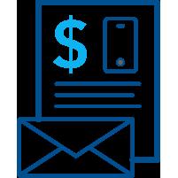 Segurança e rastreabilidade do pedido à entrega na casa do beneficiário.